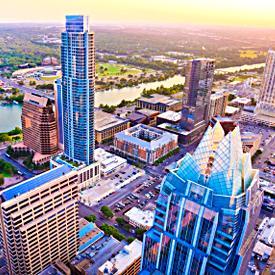 Charlotte, NC to Austin, TX