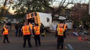 Tragic School Bus Accident… 37 Children on Board…. 32 Survivors