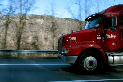 MirrorEye Camera Ruling Trucking