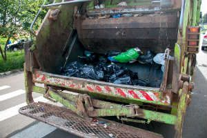 Garbage Truck Crash Ends in Fatality