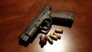 shoots girlfriend