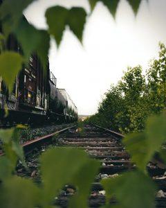 Train Hits ATV In Charlotte