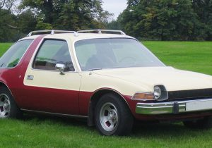 AMC Pacer: The Daily Lemon