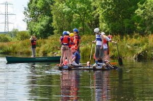 Summer Camp Resumes During COVID-19