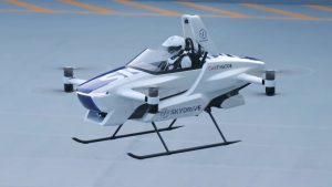 SkyDrive: Tested Flying Taxi Is Essentially A Success This Year
