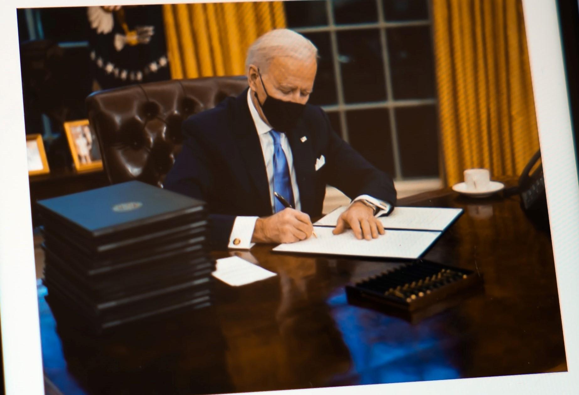 President Joe Biden Wants  $37 Billion to Boost Chip Output