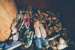 High School Student Tries to Collect Shoes for Homeless Kids, Adults