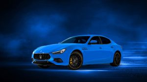 Maserati Leaves It's Mark With Special Edition Sedans And SUVs