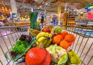 Grocery Store Rising Prices Place Strain on Hungry People